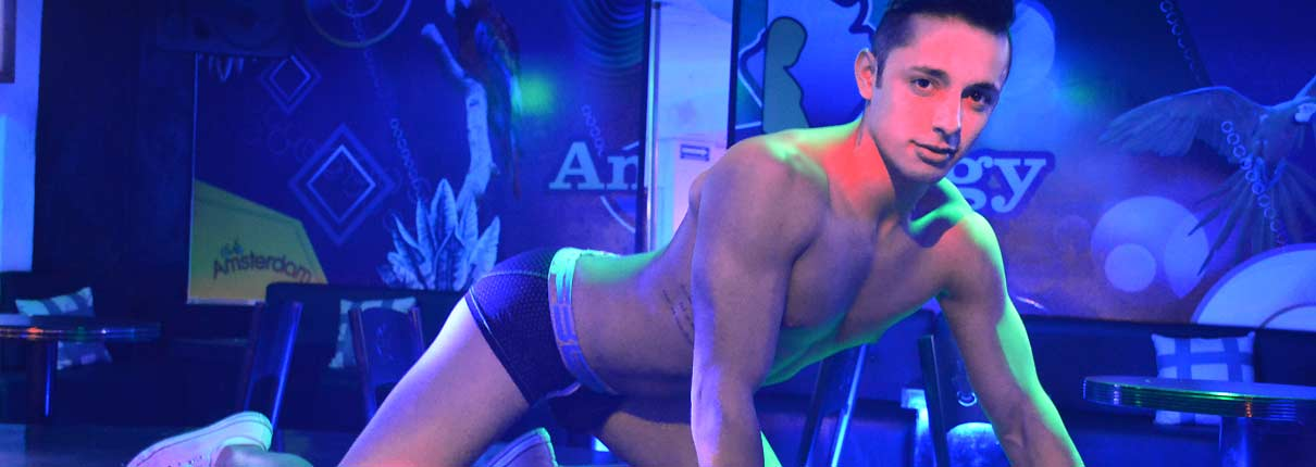 Gay Clubs oder Bars