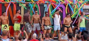 Main Parade Vallarta Pride