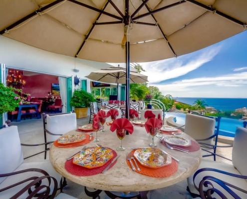 Stunning Hillside Villa