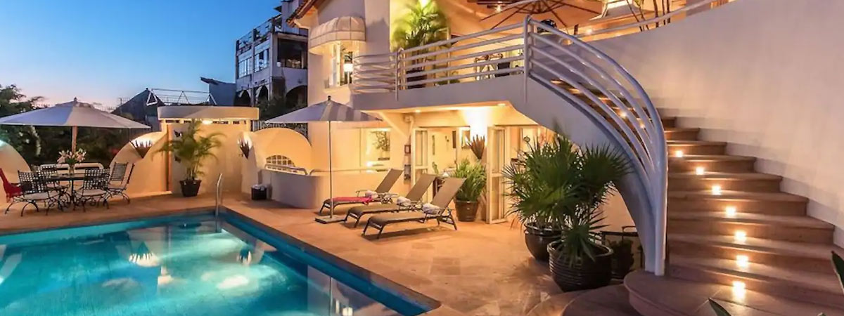 Puerto Vallarta Villas for rent